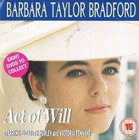 A Woman of Substance - Act Of Will - DVD N/Paper