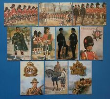 Collection of 10 NEW Postcards, Military Art Painting by Harry Payne