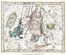 Jamieson Celestial Atlas Plate 8 1822 Map