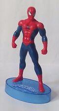 SPIDER-MAN UOMO RAGNO statuina con basetta 3D PVC MARVEL i