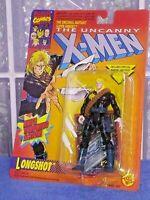 x-men longshot action figure