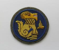 BRITISH ARMY TRF BADGE. THE CHINDITS ( SPECIAL FORCE ) BULLION BADGE.