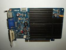 ASUS NVIDIA GeForce 8500, en8500gt Silent/htp/512m, 512 Mo ddr2, PCI-E, DVI, VGA