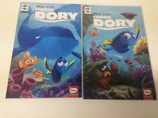 FINDING DORY #1-2 (DISNEY MOVIE/JOE BOOKS/2016/1ST PRINT/NEMO/1217138) FULL SET