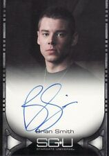Stargate Universe Season 1 Brian Smith as Matthew Scott Auto Card
