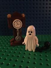 Lego Monster Fighters 30201 Glow In The Dark Ghost Clock Halloween Legos Retired