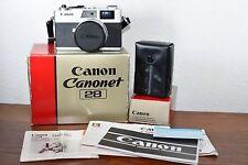 Canon Canonet 28 **NO RESERVE**