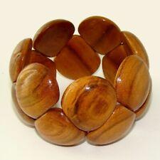 Bracelet en bois - Tortue - Bijou artisanal russe - Bracelet en bois genévrier