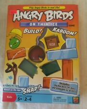 NEW 💥Mattel Angry Birds on Thin Ice Game💥 - COMPLETE SET