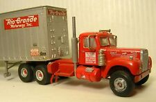 Mack B-73 Resin Cast Truck Kit 1/87 Scale By Don Mills Models