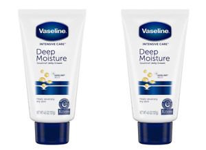 2PK Vaseline Intensive Care Deep Moisture Lotion Jelly Cream 4.5oz SAME-DAY SHIP