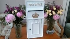 REPLICA POST OFFICE POST BOX IN WHITE FOR WEDDINGS