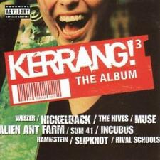 Various Artists : Kerrang! 3: The Album CD
