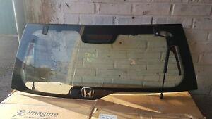 HONDA CR-V MK2 2004-2006 REAR BOOTLID TAILGATE WINDOW GLASS
