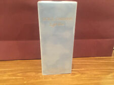 LIGHT BLUE by DOLCE & GABBANA EDT 100 ML / 3.3 OZ SPRAY WOMEN NIB SEAL ORIGINAL