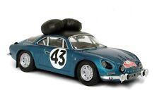 """Renault Alpine A110 #43 Larrousse """"Monte Carlo"""" 1968 (Troféu 1:43 / 0824)"""