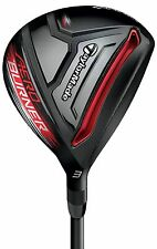 New TaylorMade AeroBurner BLACK 16.5* 3HL Fairway Wood Stiff flex Aero Burner