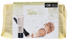 BareMinerals Take Me With You Set Complexion Rescue Opal Blush & Brush $39 NEW