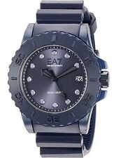 Emporio Armani AR6083 'Sportivo' Blue Dial Blue Rubber Strap Men's Watch