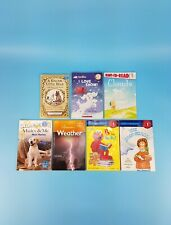 Ready To Read, I Can Read, Step Into Reading, Level 1 Unisex PB Book Lot Of 7