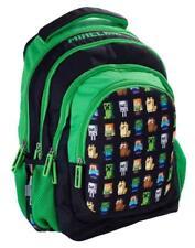Minecraft Schulrucksack
