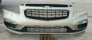 Must Message Before Buying 15 16 Chevy Cruze Front Bumper Grille Assembly