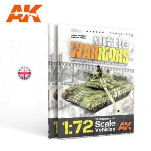 AK280 LITTLE WARRIORS (ENGLISH) - AK INTERACTIVE