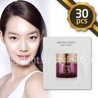 [O HUI] Age Recovery Eye Cream 1ml x 30pcs(30ml) Baby Collagen AntiWrinkle OHUI