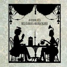 Amanda Palmer & Neil Gaiman - An Evening With (NEW 3 x CD)