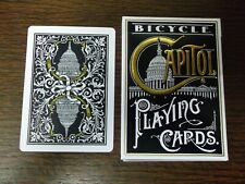 """SUPERB PACK """"Bicycle  - Capitol (SUPERB)"""" Pack of Playing Cards"""