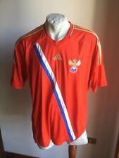 Maglia adidas calcio russia 2013 trikot football shirt jersey