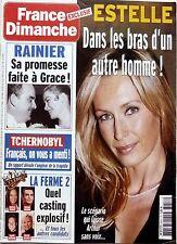 2005: ESTELLE_GRACE KELLY_LYNDA LEMAY FRANCIS LALANNE_GERARD KLEIN_AMANDA LEAR