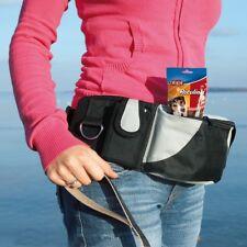 TRIXIE Baggy-Belt Snack-Tasche Bauchtasche Hüfttasche Leckerliebeutel Hüftgurt