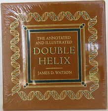 JAMES WATSON The Double Helix SIGNED LIMITED EDITION