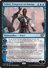 TEFERI, TEMPORAL ARCHMAGE Commander 2014 MTG Blue Planeswalker Mythic Rare