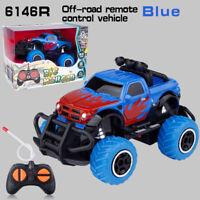 RC Car Remote Control Car 4CH Off Road RC Racing Car 1:43 Scale Toy for Kids Boy