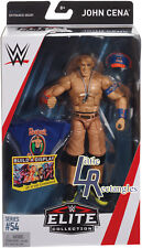 WWE Fmg26 John Cena Elite Collection Action Figure Multicoloured