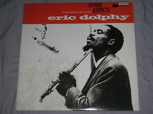 OTHER ASPECTS by ERIC DOLPHY (1962) RARE 1987 IMPORT JAZZ LP  Blue Note  Lovely