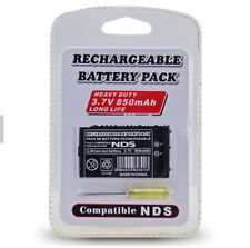 Rechargeable Battery for Nintendo DS NDS NTR-003 NTR-001 with Tool Tools Li-Ion