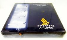 Herpa 1:500 515023 SINGAPORE AIRLINES Heritage Series 5 (Set of 4 Models) RARE