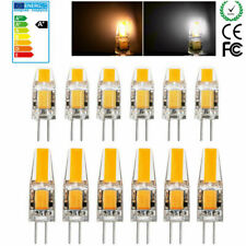 12x 10x 8x 3W 6W G4 LED COB Lampe Stiftsockel Birne Warmweiß 360° AC/DC 12V DE