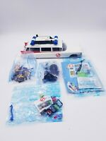 The Real Ghostbusters ECTO No Vehicle Car Ecto 1 Ecto 2 And Figures Bundle 2017