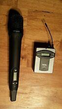 TeachLogic UT-96HH Radio Frequency Microphone & Teachlogic UT-96BP Radio Transmi