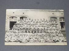 CPA 1919-1925 CARTE PHOTO CONSCRITS MILITARIA SERVICE MILITAIRE