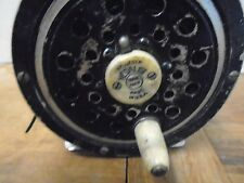Vintage Pflueger Medalist USA Fly Fishing Reel No 1494 Bakelite ? Handle