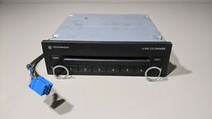VW golf 6 Disc CD Changer Unit Player 1J0035110