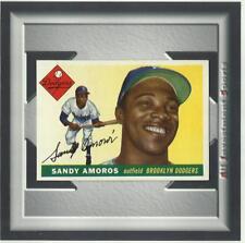 1955 Topps SANDY AMOROS #75 NM-MT+ *great baseball card for set* TD95