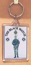 The Black Watch SA80 key ring..