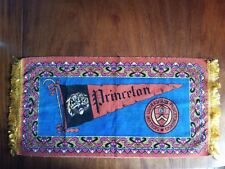 c 1910S  B54 Fatima Cigarettes LG felt - PRINCETON UNIVERSITY  Tigers   RARE!