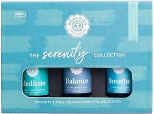 Serenity Three Piece Essential Oil Set, Woolzies,